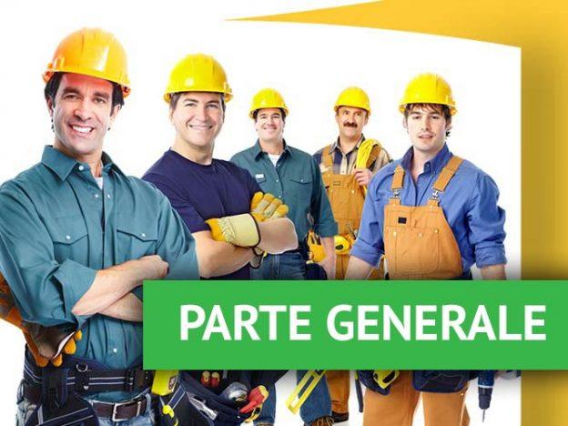 Corso formazione lavoratori. PARTE GENERALE course image
