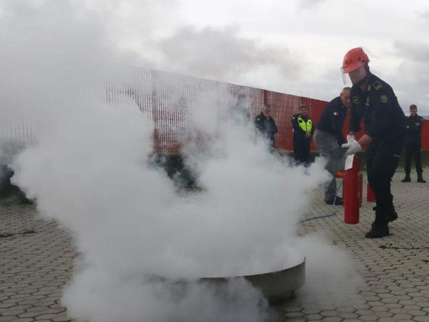 Retraining lotta antincendio rischio Basso course image