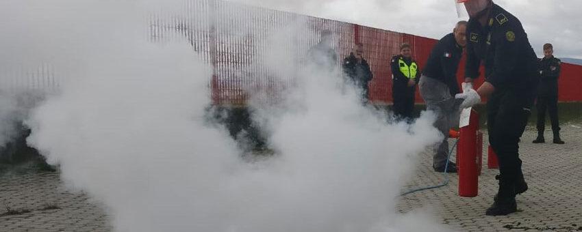 Retraining lotta antincendio rischio Basso