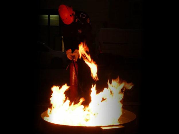 Retraining lotta antincendio rischio Medio course image
