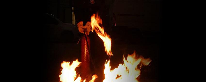 Retraining lotta antincendio rischio Medio