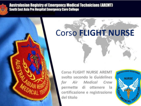corso flight nurse
