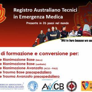 corso istruttore emergenza medica