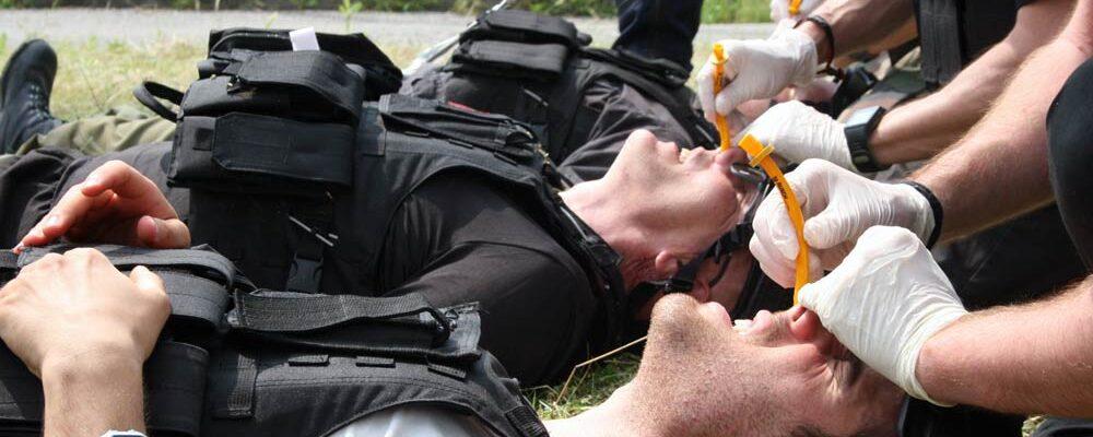 Medicina tattica per civili