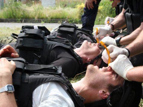 corso medicina tattica civili