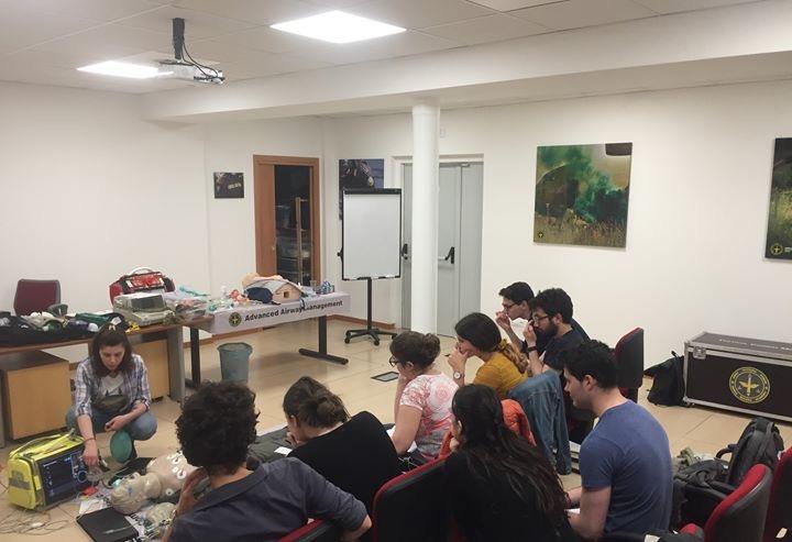 Corso di formazione per medici simulazione avanzata