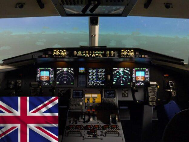 Emergency Flight Operation English course image